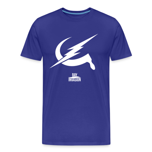 From Russia With Goals - Tampa Bay Hockey - Men's Premium T-Shirt