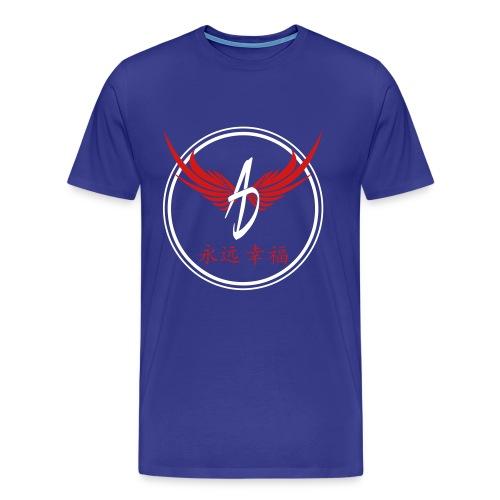 Happiness wings - Men's Premium T-Shirt
