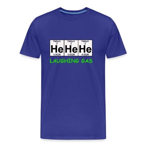 Laughing Gas T Shirt - Men's Premium T-Shirt