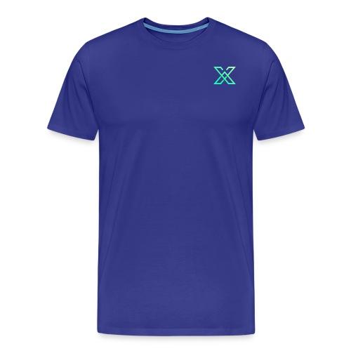 Blue Edition - Men's Premium T-Shirt