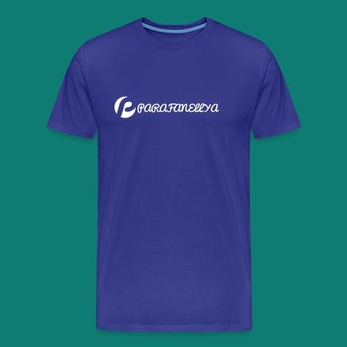 Parafanellya Regal White - Men's Premium T-Shirt