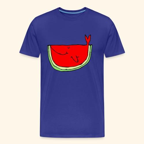 Whalemelon - Men's Premium T-Shirt