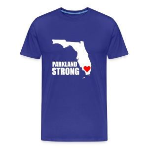 Parkland Strong and Proud - Men's Premium T-Shirt