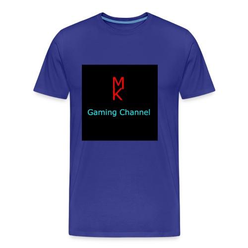 Old Memankyle Logo - Men's Premium T-Shirt