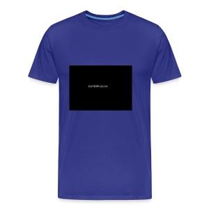 davidwallco. - Men's Premium T-Shirt