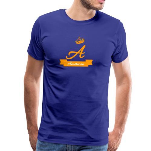 American Tshirt - Men's Premium T-Shirt
