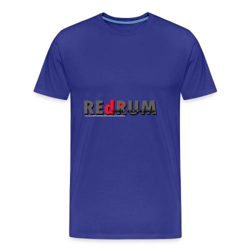 redrum LEGEND t shirt logo 1 - Men's Premium T-Shirt