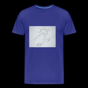 Heart of the Sun - Men's Premium T-Shirt