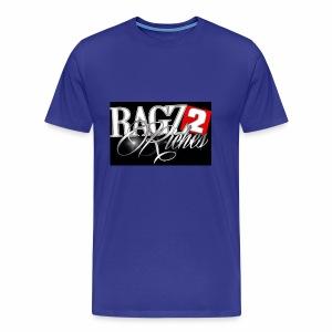 Ragz 2 Riches - Men's Premium T-Shirt