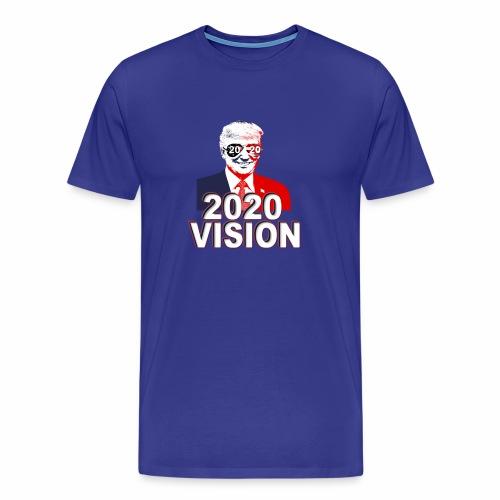 Donald Trump 2020 Vision - Men's Premium T-Shirt