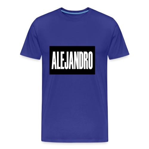 Alejandro - Men's Premium T-Shirt