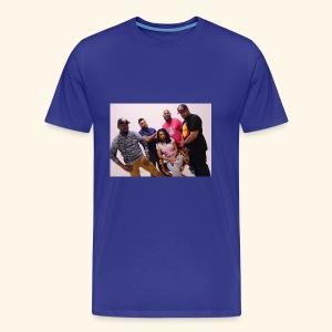 Sha Davis & The 1990's - Men's Premium T-Shirt