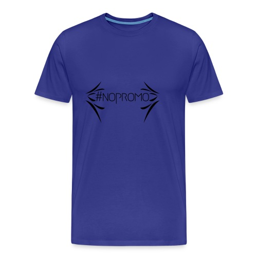 #NoPromo - Men's Premium T-Shirt