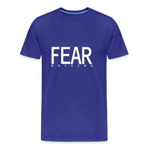 FEAR_NOTHING - Men's Premium T-Shirt