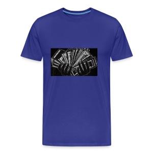 Color Changed BANK money - Men's Premium T-Shirt