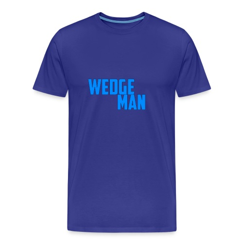 WedgeMan - Men's Premium T-Shirt