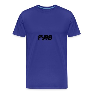 Fyre Hoodie - Men's Premium T-Shirt