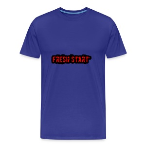 Fresh Start T - Men's Premium T-Shirt