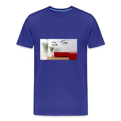 B0B092A9 A98D 45D6 9E71 F8010E301E42 - Men's Premium T-Shirt