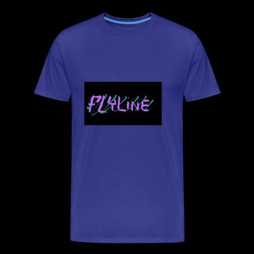 Flyline fun style - Men's Premium T-Shirt