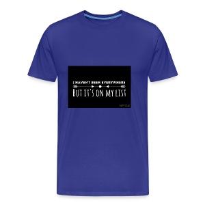 Exploration - Men's Premium T-Shirt