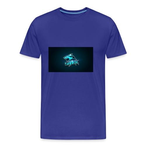 Shark hoodie - Men's Premium T-Shirt