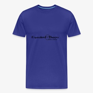 Equivalent Theory Brand Logo - Men's Premium T-Shirt