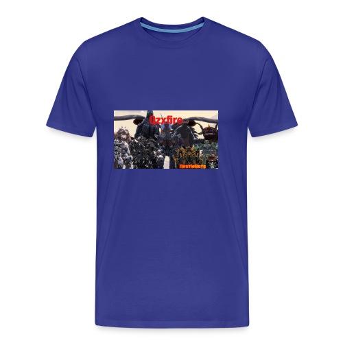 Qzxfire - Men's Premium T-Shirt