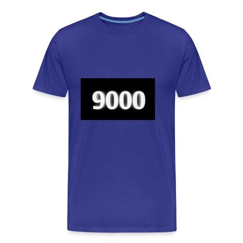 9000 - Men's Premium T-Shirt