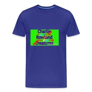 CF91BEF7 C753 47D8 9968 6C041FC9ACC9 - Men's Premium T-Shirt