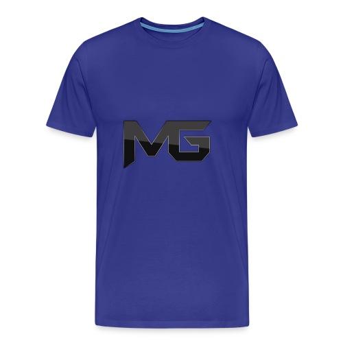 mg logo 2 - Men's Premium T-Shirt