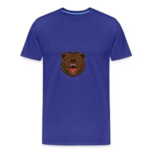 THE BEAST - Men's Premium T-Shirt