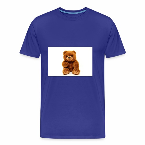 Brown Teddy - Men's Premium T-Shirt