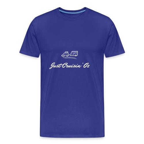 Just CruisinOz - Men's Premium T-Shirt