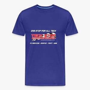 TS TShirtBackDesign2018 - Men's Premium T-Shirt
