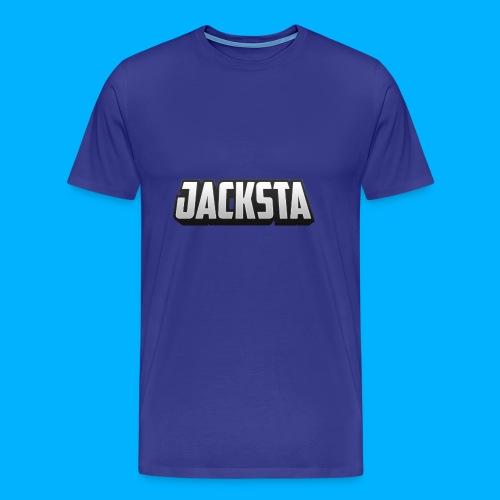 Jacksta - Winter and Autumn - Men's Premium T-Shirt