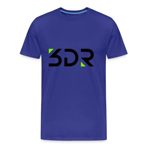 3dr logo - Men's Premium T-Shirt