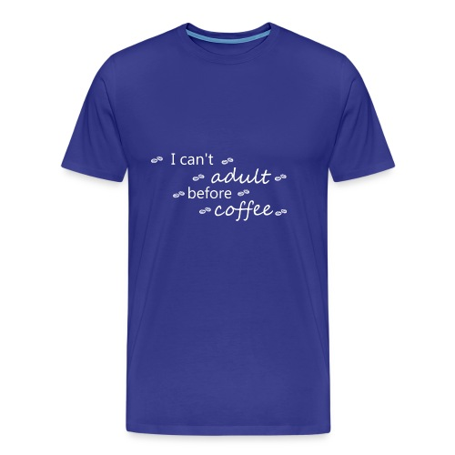 coffee21 - Men's Premium T-Shirt