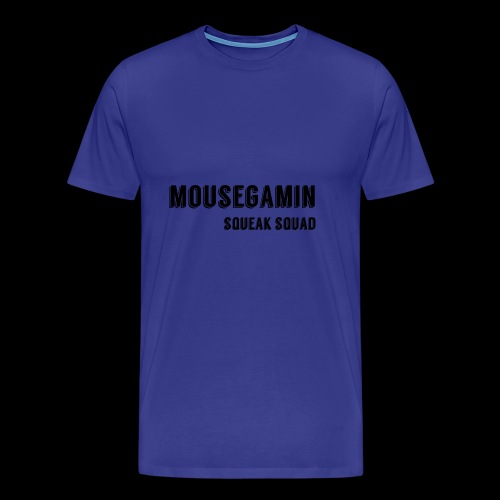 MouseGamin Secondary Logo - Men's Premium T-Shirt