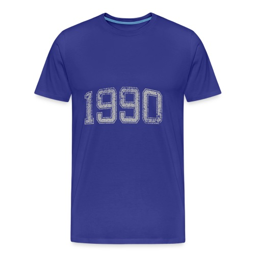 1990 Year Vintage - Men's Premium T-Shirt