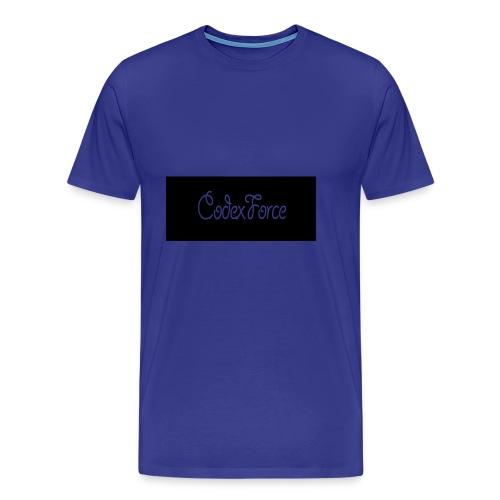 Codex Logo - Men's Premium T-Shirt