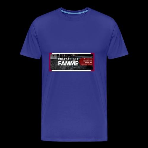 FAMME - Men's Premium T-Shirt