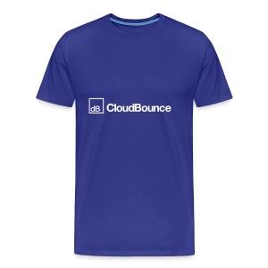 CloudBounce - Men's Premium T-Shirt