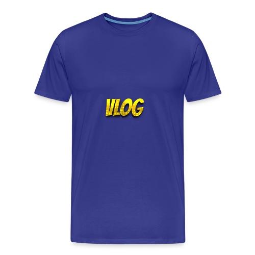 Vloger Merch - Men's Premium T-Shirt