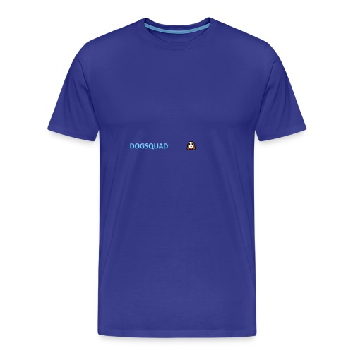 Dogsquad logo Merchindise - Men's Premium T-Shirt