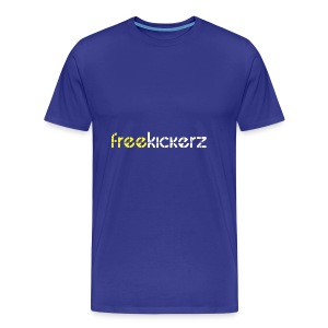 kicker Logo 1 - Men's Premium T-Shirt