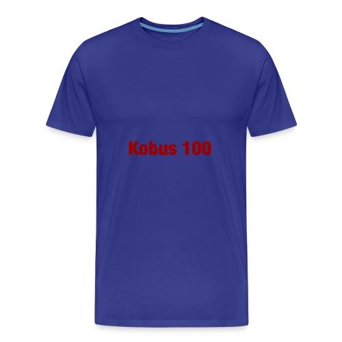 Kobus 100 - Men's Premium T-Shirt