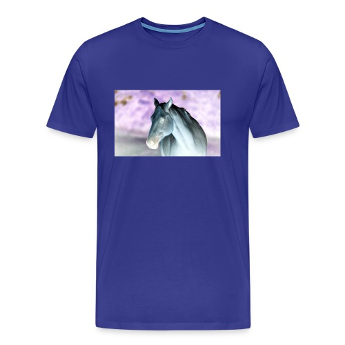 Just an inverted horse - Men's Premium T-Shirt