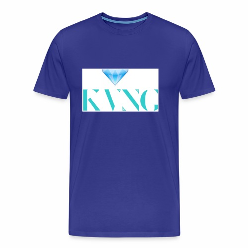 Kvng - Men's Premium T-Shirt