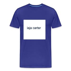 iaja carter - Men's Premium T-Shirt